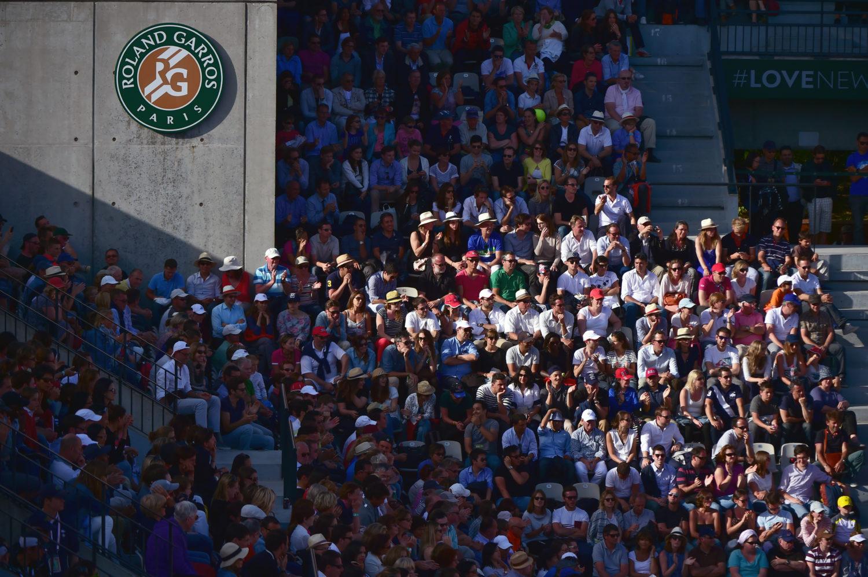 Roland-Garros 2015, © Ray Giubilo